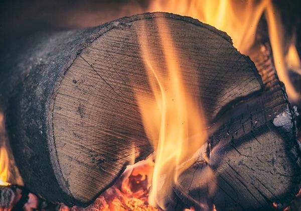 Log Fire Cottage