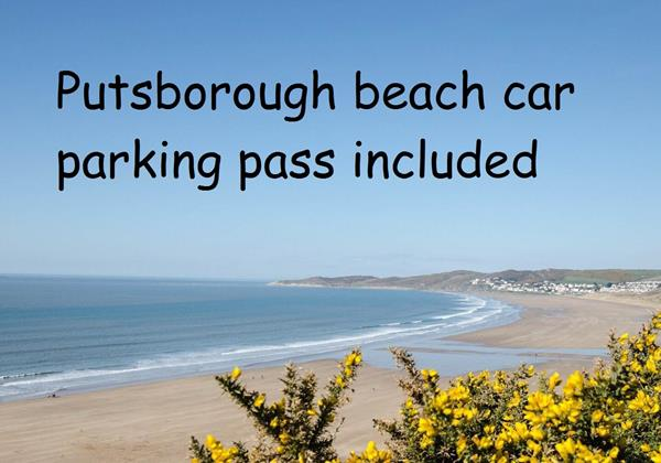 Car Parking Pass Included