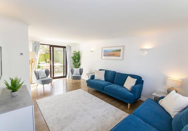 Large Family Lounge Rockpool North Devon rental