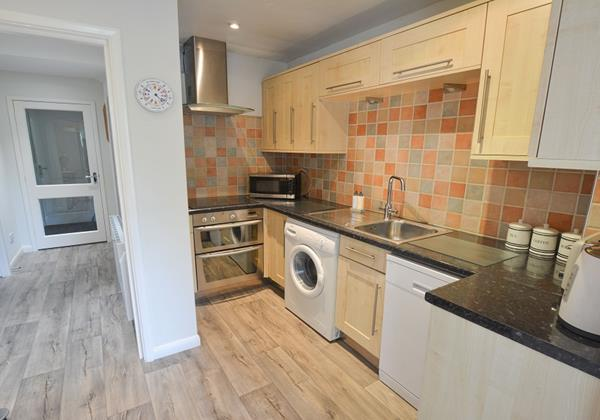 Kitchen Apartment in North Devon