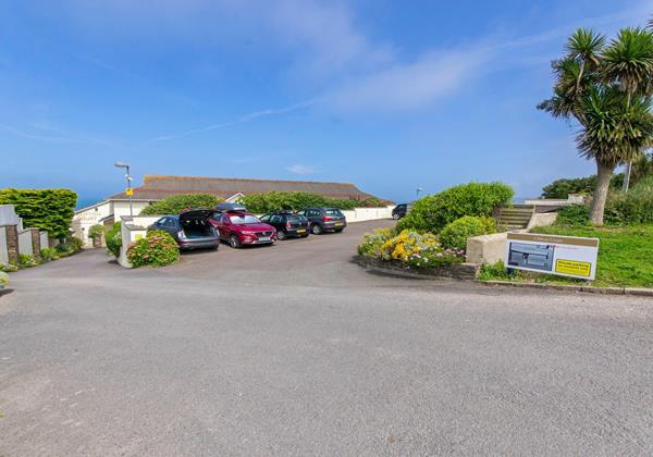 Car parking facilities at Clifton Court