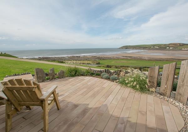 Luxury Cottages with Sea Views Devon