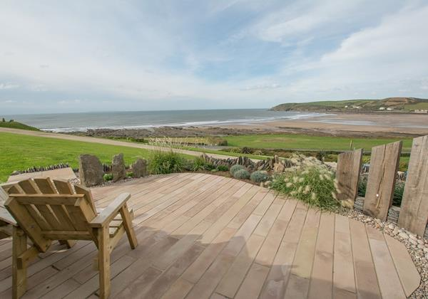 Luxury Cottages with Sea Views Devon