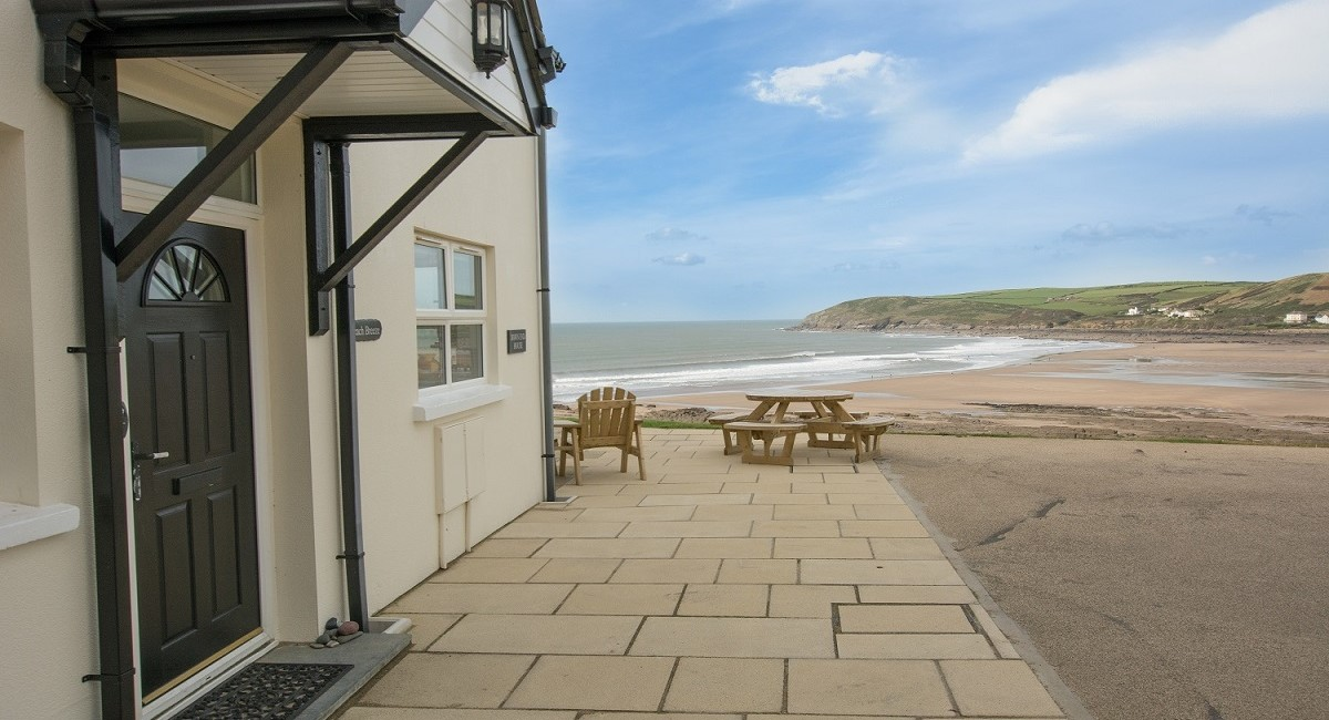 Incredible Self Catering Cottages In North Devon Croyde Holidays Home Interior And Landscaping Staixmapetitesourisinfo