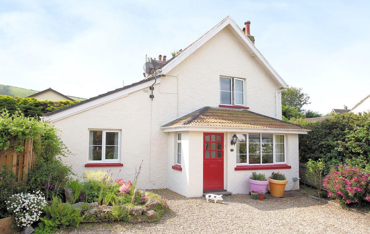 Marvelous Croyde Holidays Bridge Cottage Beach Rental In North Devon Home Interior And Landscaping Staixmapetitesourisinfo
