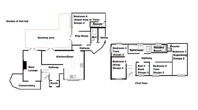 Lady Well Floor Plans