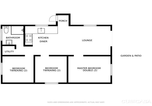 Floor Plan Swallows
