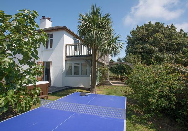 Garden Table tennis ping pong
