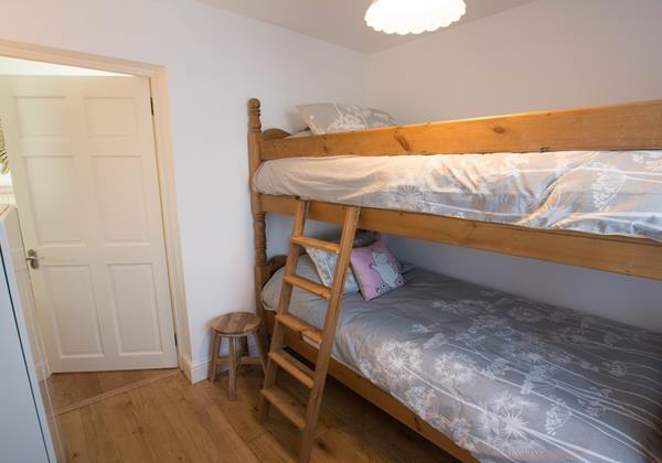 Kids holiday fun bunk beds