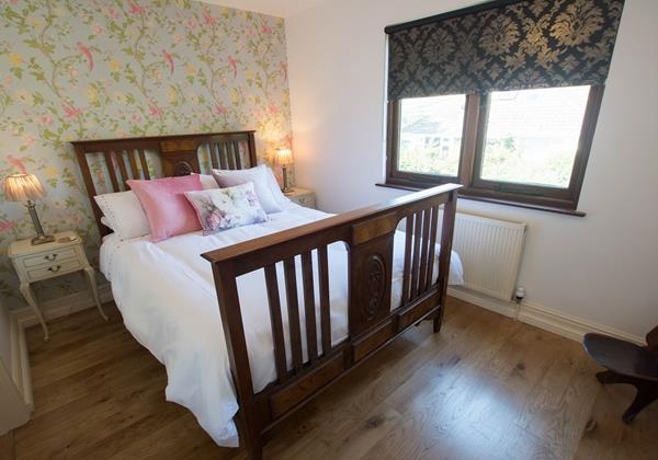 Beautifully presented double bedroom