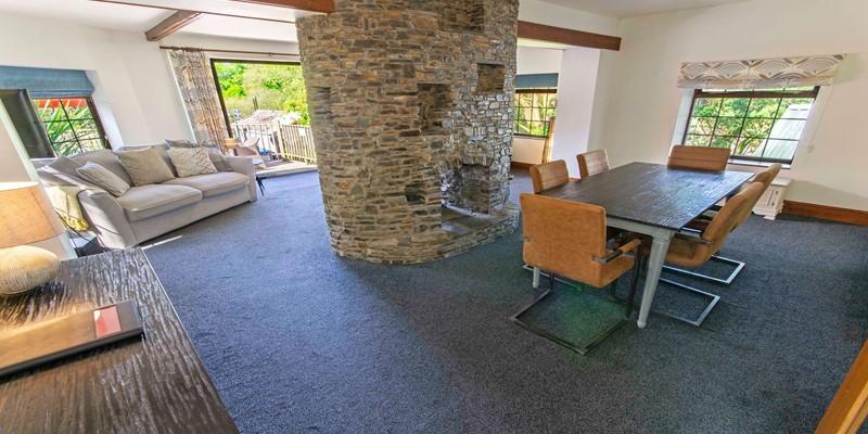 Streamways Garden lounge