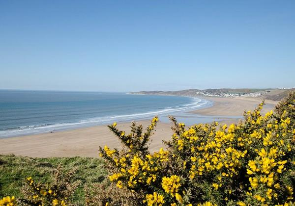 Self catering north devon