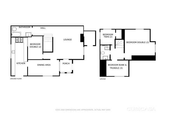 Perrymans Floor Plans