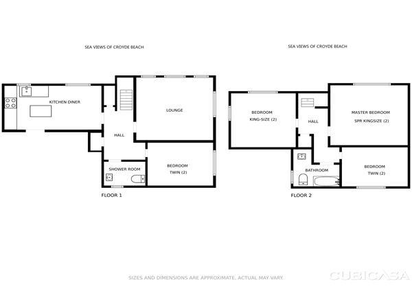 Stables Floor Plan