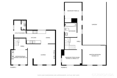 Berry Cottage Floor Plan