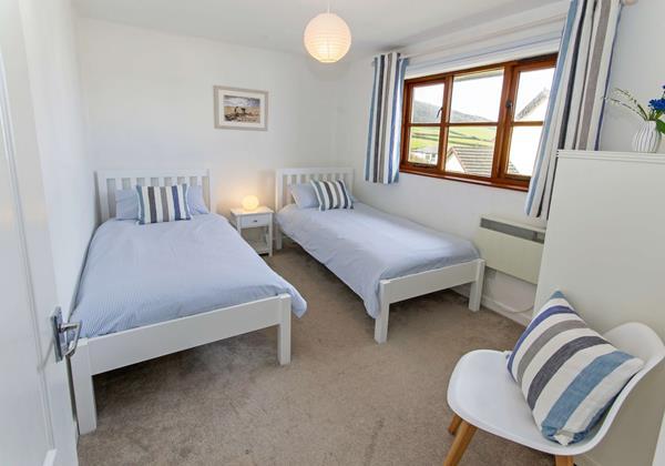 Twin room Rockpool Croyde