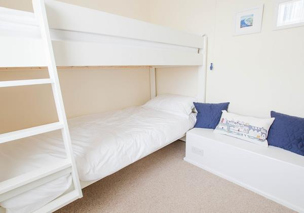 Children's bunks always a winner on holiday