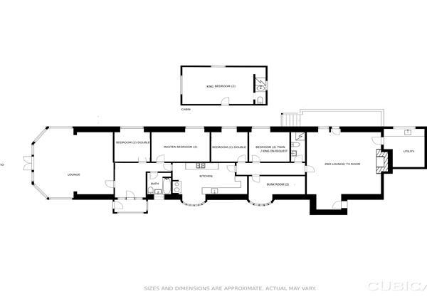 Streamways Floor Plan