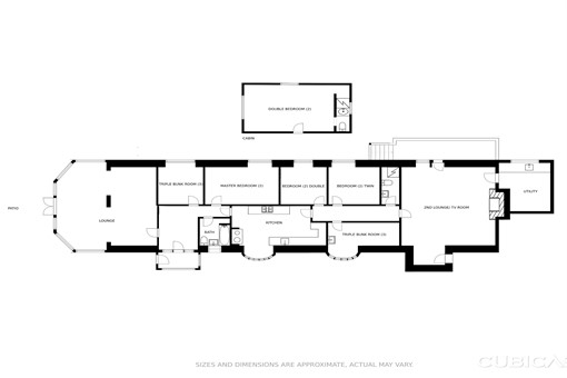 Streamways Floor Plan