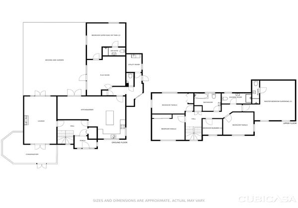 Ladywell Floor Plans