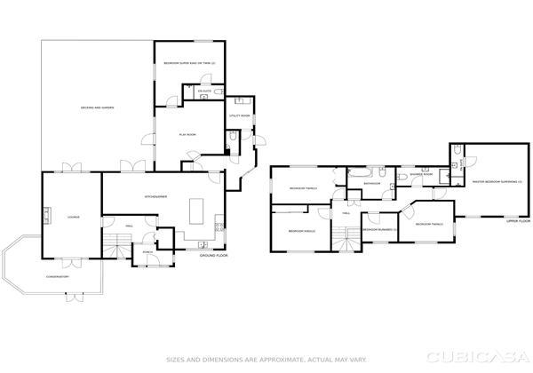 Ladywell Floor Plans