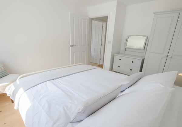 Double Ground floor Bedroom for mobility impaired